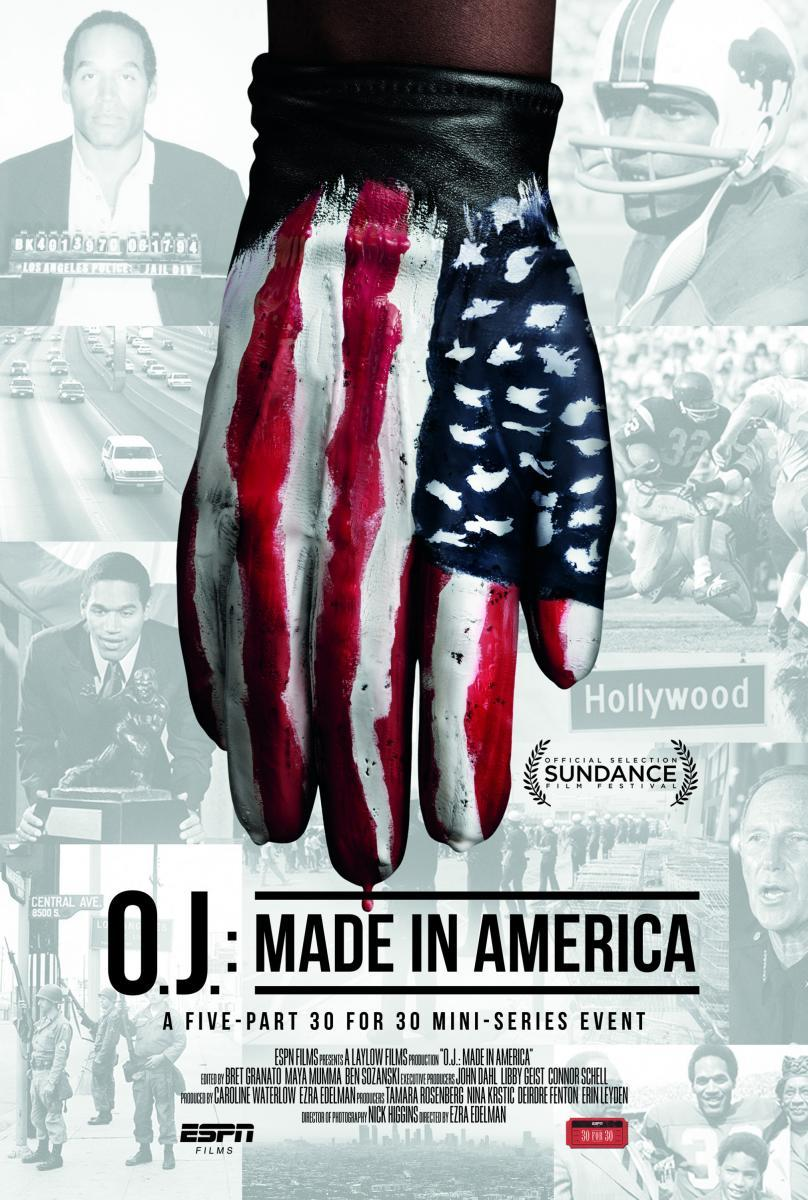 O.J.: Made in America (Miniserie de TV)